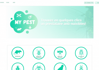 Mypest : Anti-nuisibles